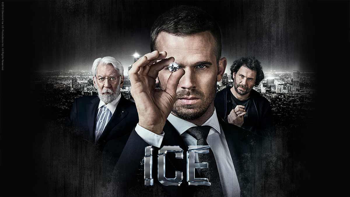 Ice auf AXN