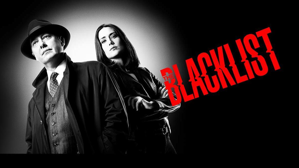The Blacklist S7 SONY AXN