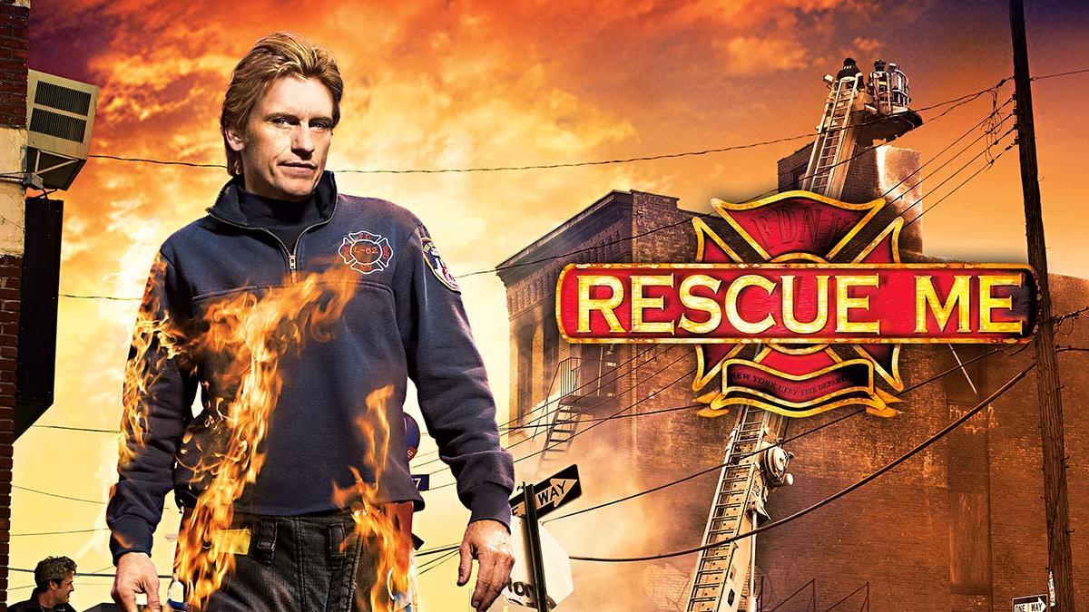 Rescue Me Sony AXN