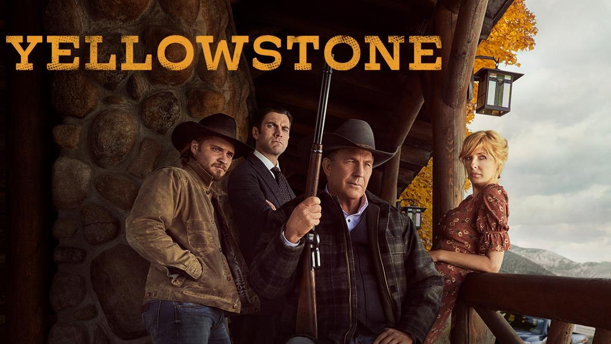 Yellowstone Staffel 2_SONY AXN