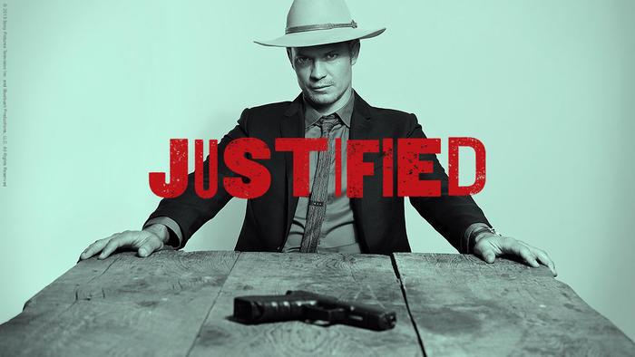 Justified S4 auf AXN