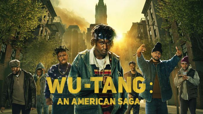 Wu Tang Sony AXN
