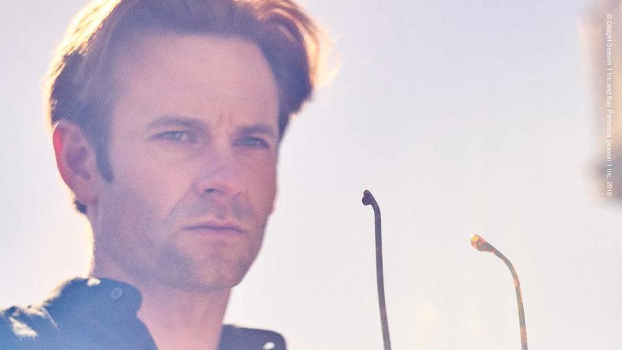 Eric Johnson als Brian Hearn in Caught auf AXN