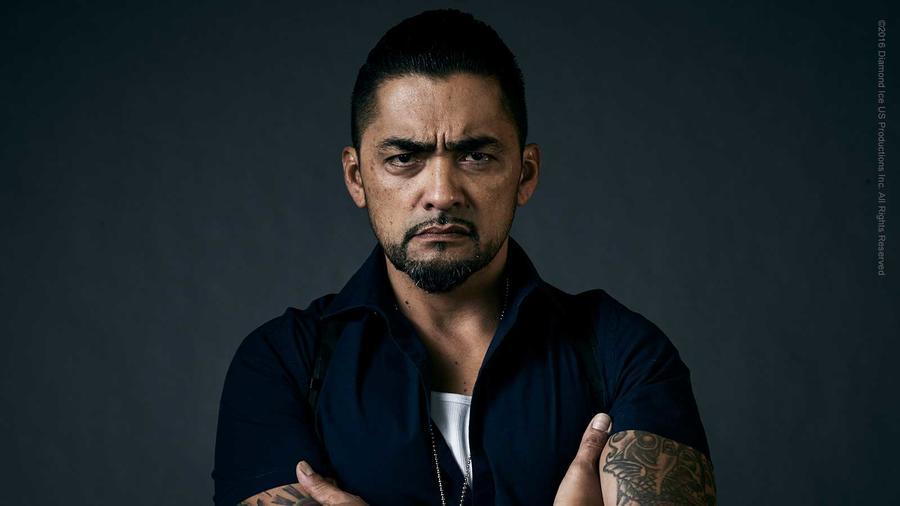 Ice Cast - Carlos Vega